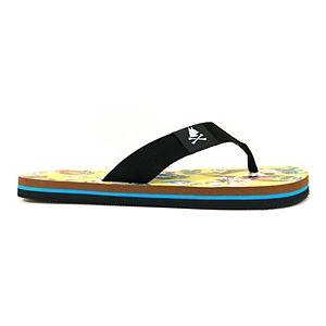 Nick Graham Peter Parrot Men's Flip Flop Sandals