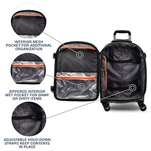 Travelpro Bold 21-in. Expandable Spinner Luggage