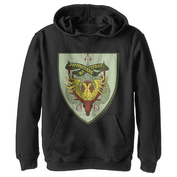 Boys 8 20 Harry Potter Durmstrang Crest Pullover Graphic Hoodie When we first hear of it, it is run by headmaster professor karkaroff. boys 8 20 harry potter durmstrang crest pullover graphic hoodie