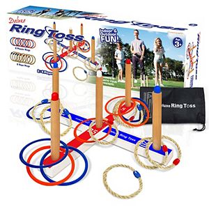 Fun Sparks Deluxe Ring Toss Game