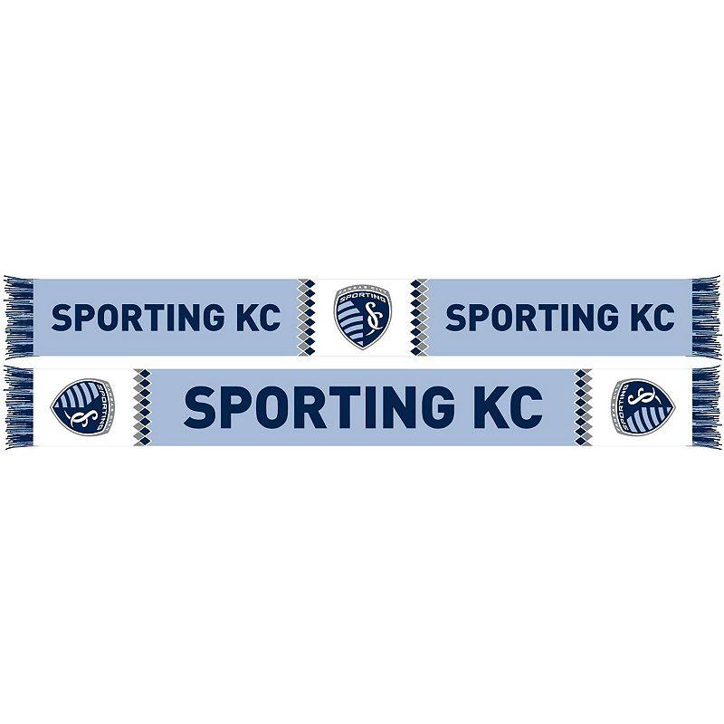 Sporting Kansas City Team Crest Scarf