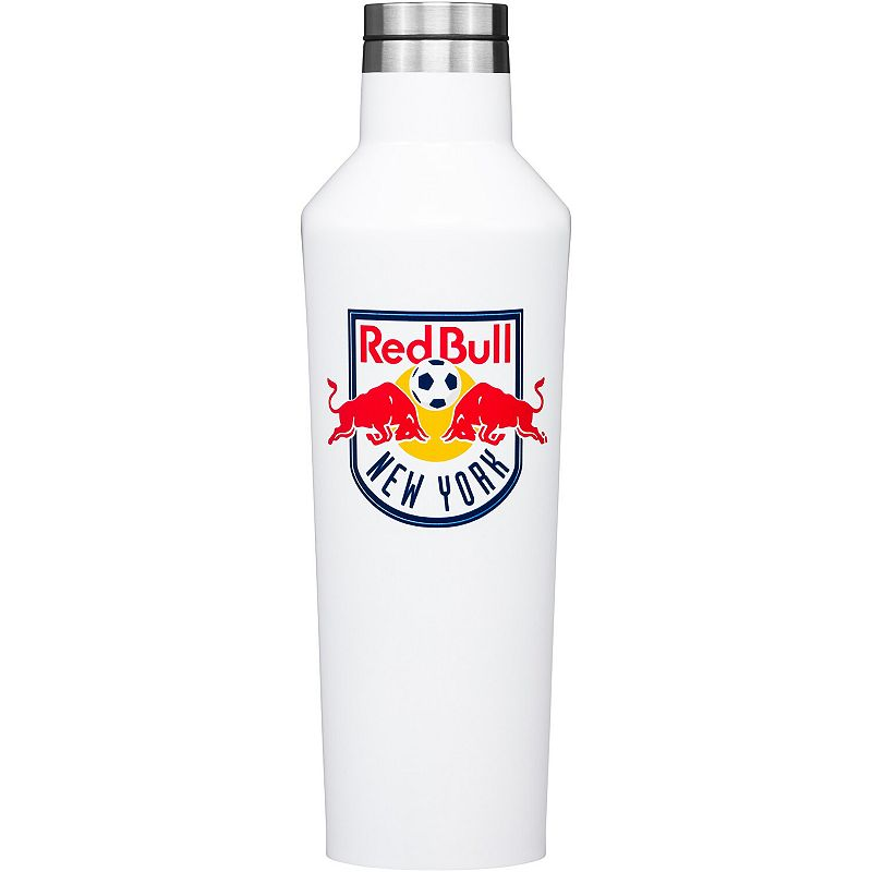 Corkcicle New York Red Bulls 16oz. Canteen, White