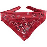 "Women's ZooZatz Red Toronto FC 22"" x 22"" Rally Neckerchief"