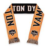 Men's Fanatics Branded Houston Dynamo Sublimated Jersey Scarf