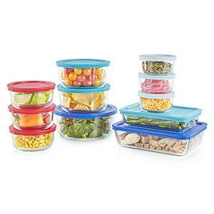 Pyrex 22-pc. Glass Food Storage Set
