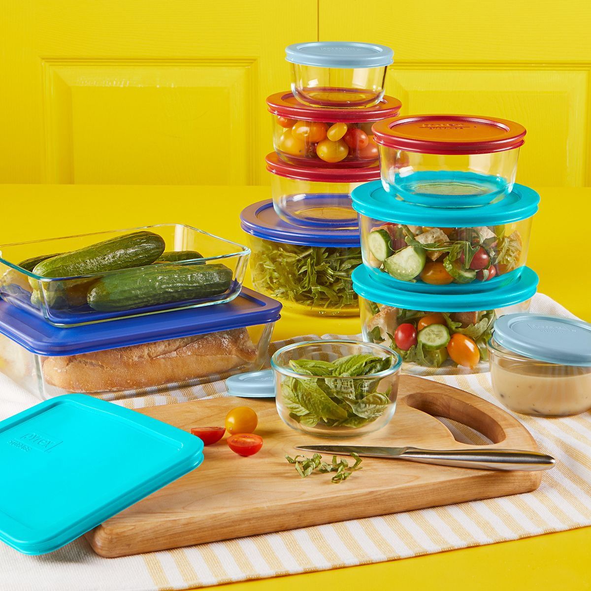 Pyrex 22-pc. Glass Food Storage Set $29.99