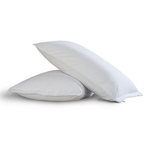 All-In-One 2-pack Pillow Protector with Bed Bug Blocker