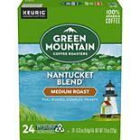 Green Mountain Coffee Nantucket Blend, Medium Roast Keurig K-Cup® Pods, 24 Count