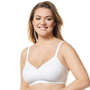 Olga® by Warner's® No Side Effects Wire-Free Contour Bra GM3021A