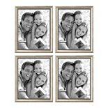 Malden Beaded Frame 4-piece Set
