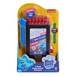 Just Play Blue's Clues & You! 2 sided Handy Dandy Notebook