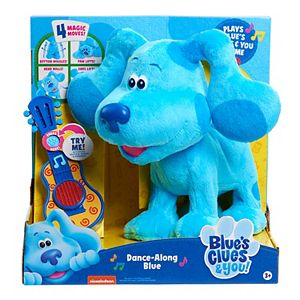 Just Play Blue's Clues & You! Dance-Along Blue