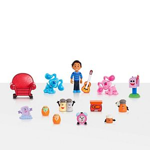Just Play Blue's Clues & You! Deluxe Play-Along Figure Set