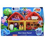 Just Play Blue's Clues & You! Blue's House Playset