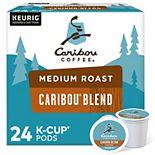Caribou Coffee® Caribou Blend Coffee, Medium Roast K-Cup® Pods, 24 Count