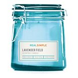Real Simple Lavender Field 7-oz. Candle Jar