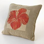 Hibiscus Pillow