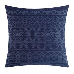 Eddie Bauer Eddie Bauer Crescent Lake Blue Throw Pillow