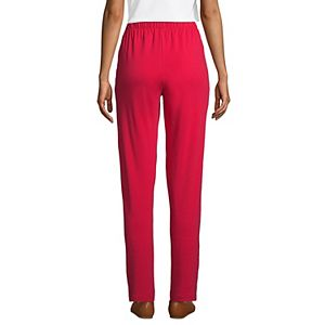 Petite Lands' End Sport High Waist Pants