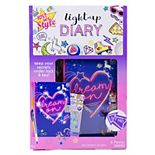 Just My Style Light Up Diary