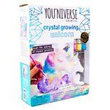 YOUniverse Crystal Growing Unicorn