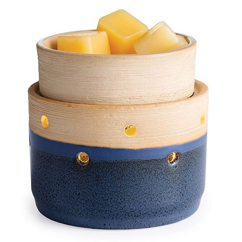 Candle Warmers Etc. Land & Sea Deluxe Wax Melt Warmer