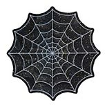 Celebrate Halloween Together Spiderweb Cutout Placemat