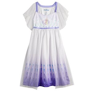 Disney's Frozen 2 Toddler Girl Elsa Epilogue Fantasy Nightgown
