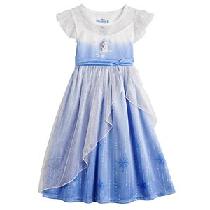 Disney's Frozen 2 Toddler Girl Elsa Nokk Fantasy Nightgown