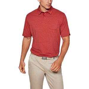 Men's Under Armour Charged Cotton Scramble Performance Golf Polo