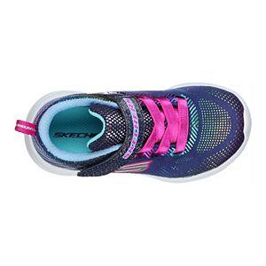 Skechers GOrun 600 Shimmer Speeder Toddler Girls' Sneakers