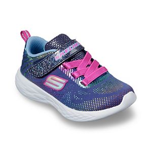 Skechers GOrun 600 Shimmer Speeder Toddler Girls' Sneakers