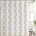 Brooklyn Loom Merill Shower Curtain