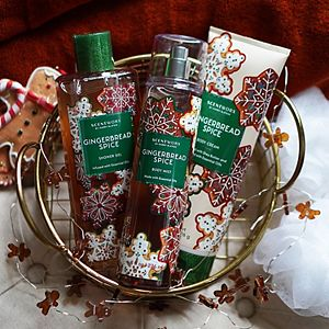 ScentWorx Gingerbread Spice Body Mist
