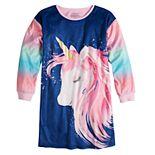 Girls 4-14 Cuddl Duds® Unicorn Dorm Nightgown