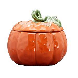 Celebrate Fall Together Large Pumpkin Tureen