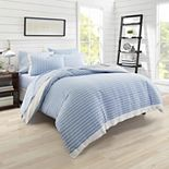 Poppy & Fritz Lexington Stripe Duvet Cover Set