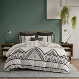 INK + IVY Marta 3-piece Cotton Duvet Cover Set