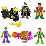 Fisher-Price Imaginext DC Super Friends Dueling Duos Gift Set