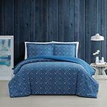Brooklyn Loom Katrine Comforter Set with Shams
