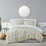 Brooklyn Loom Verbena Comforter Set with Shams