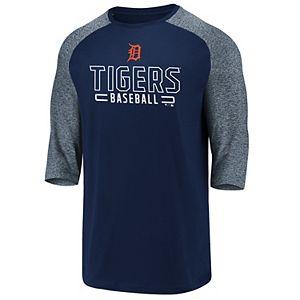 Men's Fanatics Detroit Tigers Clutch Tee