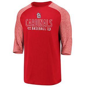 Men's Fanatics St. Louis Cardinals Clutch Tee