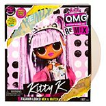 L.O.L Surprise! O.M.G. Remix Doll Kitty Queen