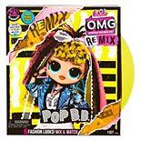 L.O.L. Surprise! O.M.G. Remix Doll 80's BB