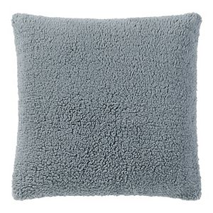 Cuddl Duds Carved Sherpa Throw Pillow