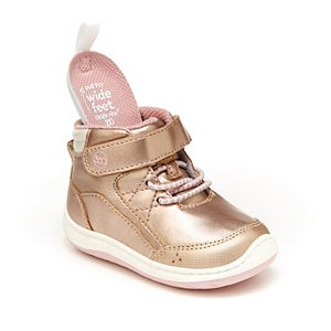 Stride Rite 360 Leopold Toddler Girls' Sneaker Boots