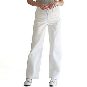 Women's Levi's® Classic Utility Wide-Leg Pants
