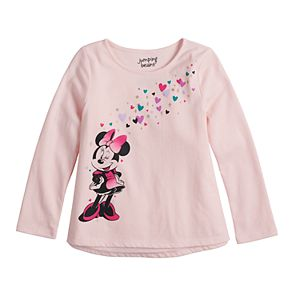 Disney's Minnie Mouse Toddler Girl High-Low Swing Tee by Jumping Beans®