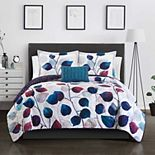Chic Home Alecto Quilt Set with Shams